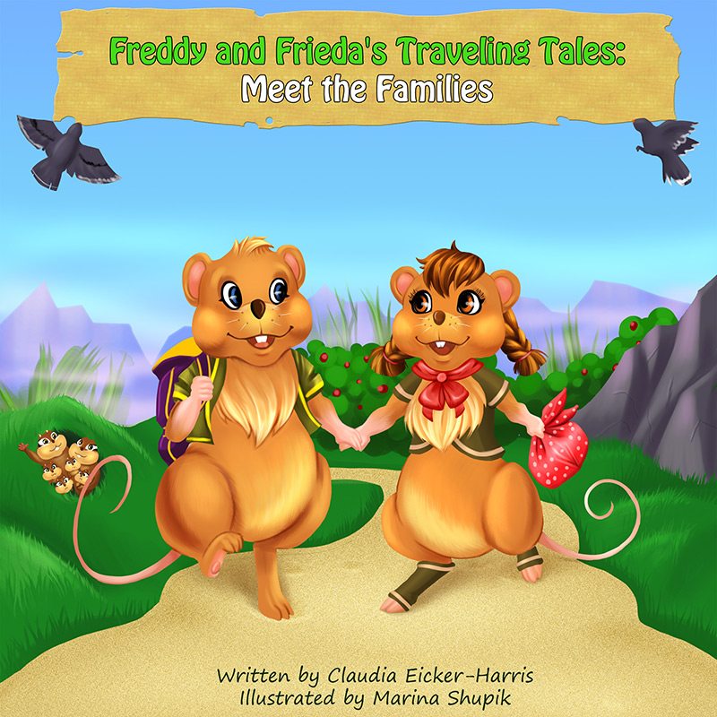 Freddy and Frieda's Traveling Tales: Meet the Families